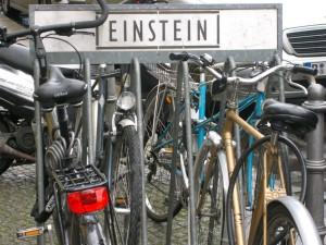berlijn fietsen einstein